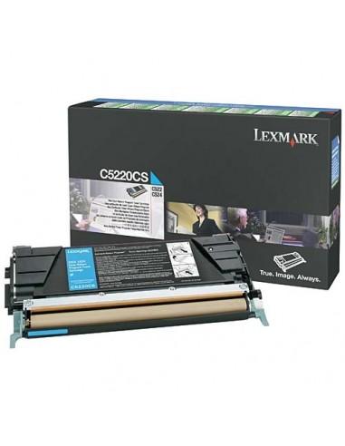 Lexmark toner Cyan za C522/C524...
