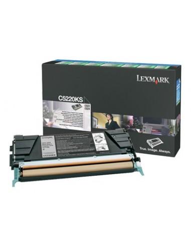 Lexmark toner črn za C522/C524 (4.000...