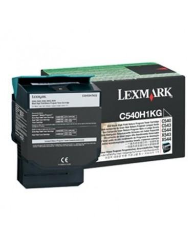 Lexmark toner črn za C544 (6.000 str.)