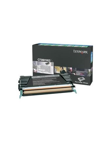 Lexmark toner črn za C73X/X73X...