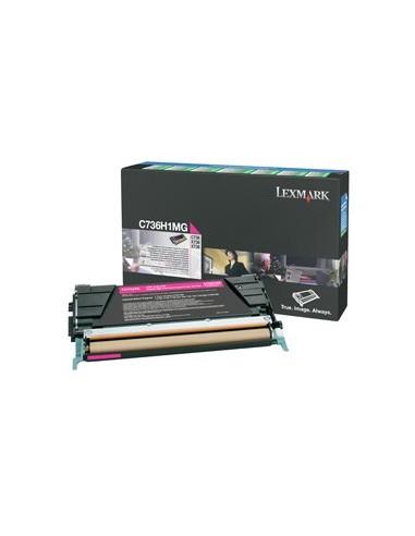Lexmark toner Magenta za C73X/X73X...