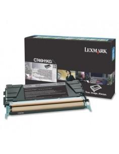 Lexmark toner C746H1KG črn...