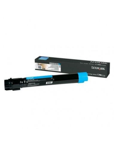 Lexmark toner X950X2CG Cyan za X950...