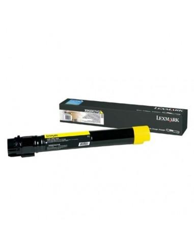 Lexmark toner X950X2YG Yellow za X950...