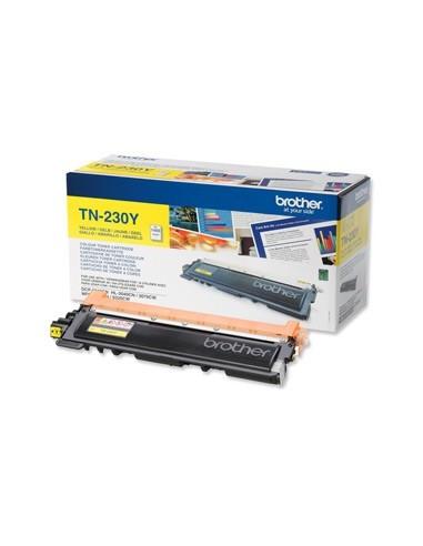 Brother toner TN-230Y Yellow za...