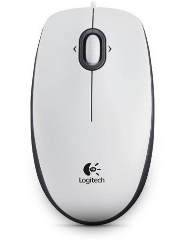 Miška Logitech B100 Optical Mouse,...