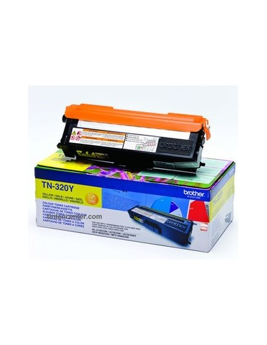 Brother toner TN-320Y Yellow za...