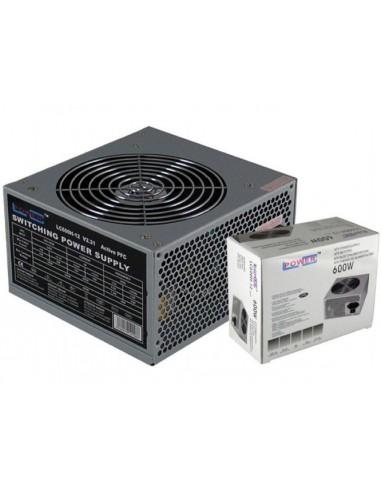 Napajalnik LC-Power 600W LC600H-12, z...