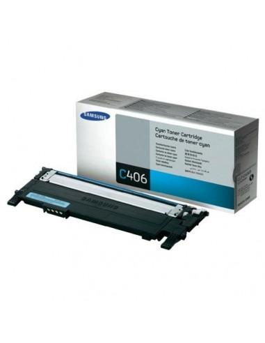 Samsung toner CLT-C406S Cyan za CLP...