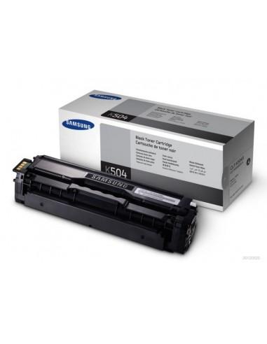 Samsung toner CLT-K504S črn za CLP...