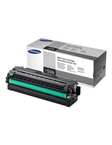 Samsung toner CLT-K506L črn za CLP...