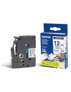 Brother trak TZe-233 12mm...