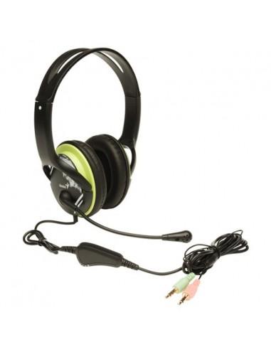 Slušalke z mikrofonom Genius HS-400A...