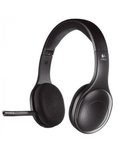 Slušalke z mikrofonom Logitech H800...