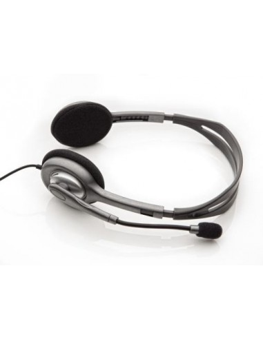 Slušalke z mikrofonom Logitech H110...