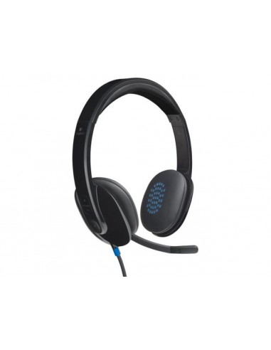 Slušalke z mikrofonom Logitech H540, USB