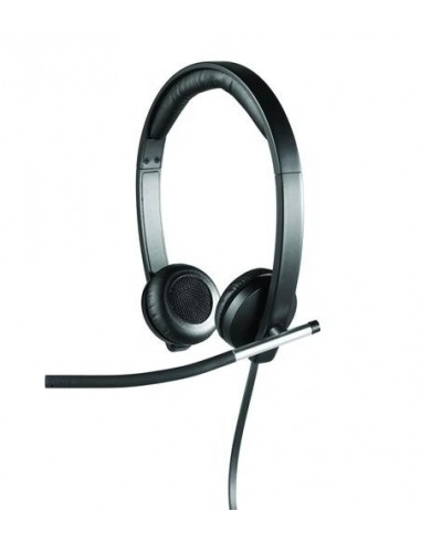 Slušalke z mikrofonom Logitech H650e,...