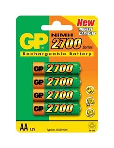 Baterija polnilna GP...