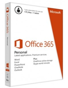 MS Office 365 Personal Slo...
