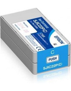 Epson kartuša SJIC22P(C)...
