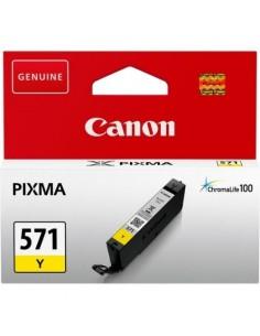 Canon kartuša CLI-571Y...