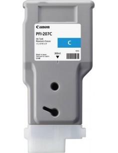 Canon kartuša PFI-207C Cyan...