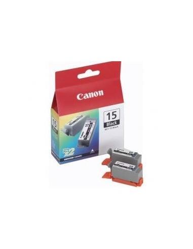 Canon kartuša BCI-15Bk črna (2 kom)...