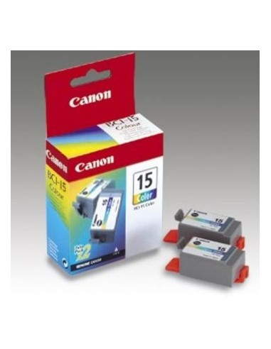 Canon kartuša BCI-15C barvna (2 kom)...