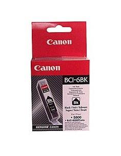 Canon kartuša BCI-6Bk črna...