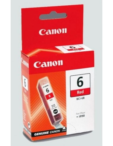 Canon kartuša BCI-6R Red za i950/9950