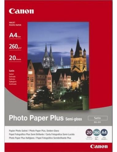 Papir Canon SG-201, A4, 20L, 260g/m2,...