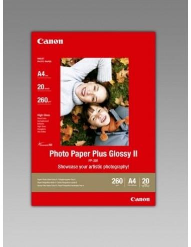 Papir Canon PP-201, 10x15cm, 50L,...