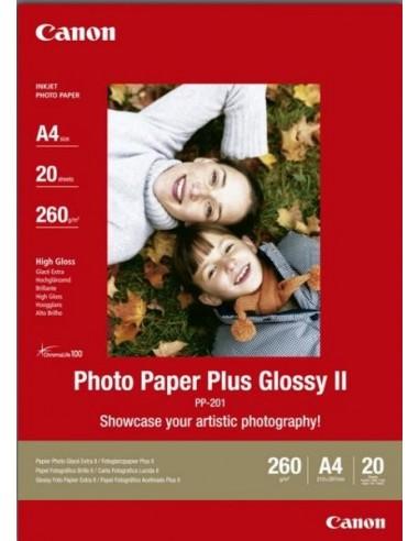 Papir Canon PP-201, A4, 20L, 260g/m2,...