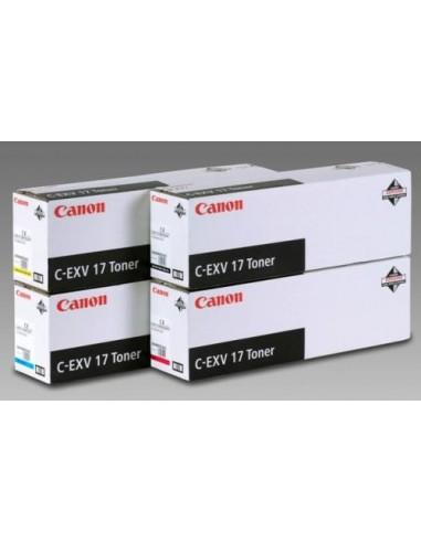 Canon toner C-EXV17Bk črn za...