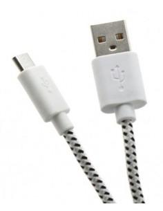 Kabel USB A-Micro B 1m M-M,...