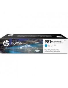 HP kartuša 981Y Cyan za...