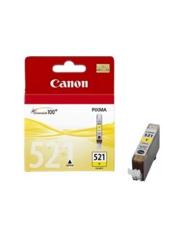 Canon kartuša CLI-521Y Yellow za...