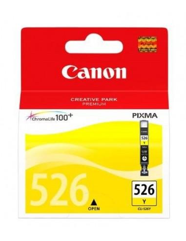 Canon kartuša CLI-526Y Yellow za...