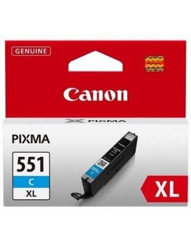 Canon kartuša CLI-551C XL Cyan za...
