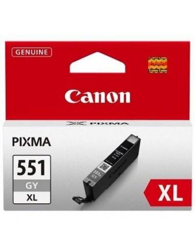 Canon kartuša CLI-551Gy XL Grey za...
