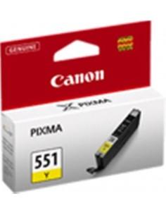 Canon kartuša CLI-551Y...