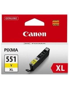 Canon kartuša CLI-551Y XL...