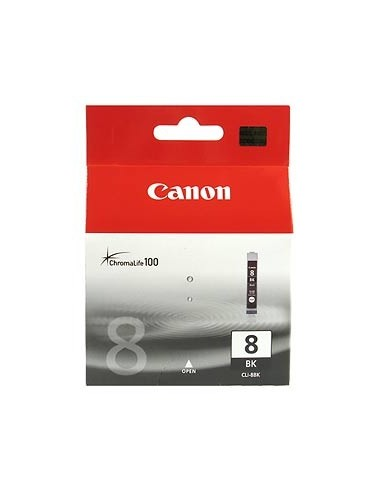 Canon kartuša CLI-8Bk črna za MP500/800