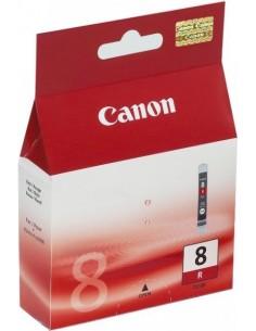 Canon kartuša CLI-8R Red za...