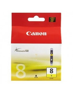 Canon kartuša CLI-8Y Yellow...