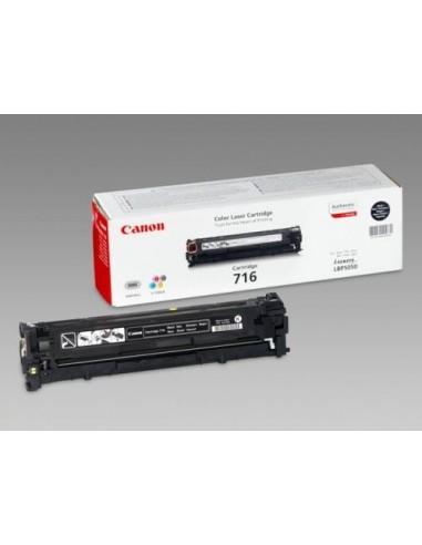 Canon toner CRG-716Bk črn za LBP...