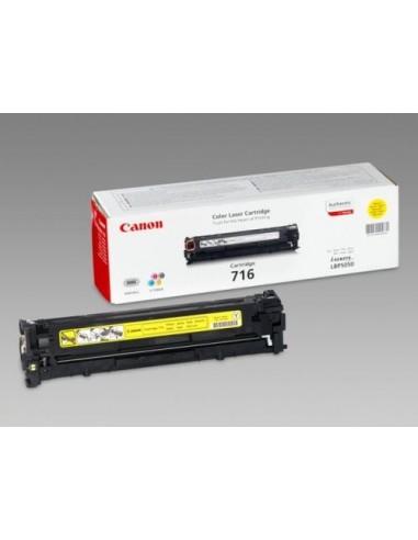 Canon toner CRG-716Y Yellow za LBP...
