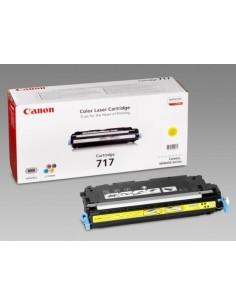 Canon toner CRG-717Y Yellow...