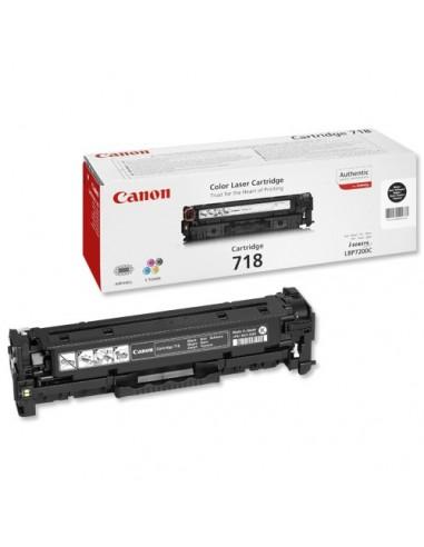 Canon toner CRG-718Bk Twin črn za...