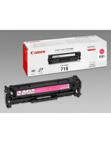 Canon toner CRG-718M Magenta za...